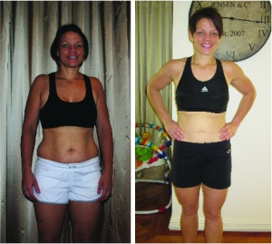 Nutrition and Fitness Program, Lose Weight