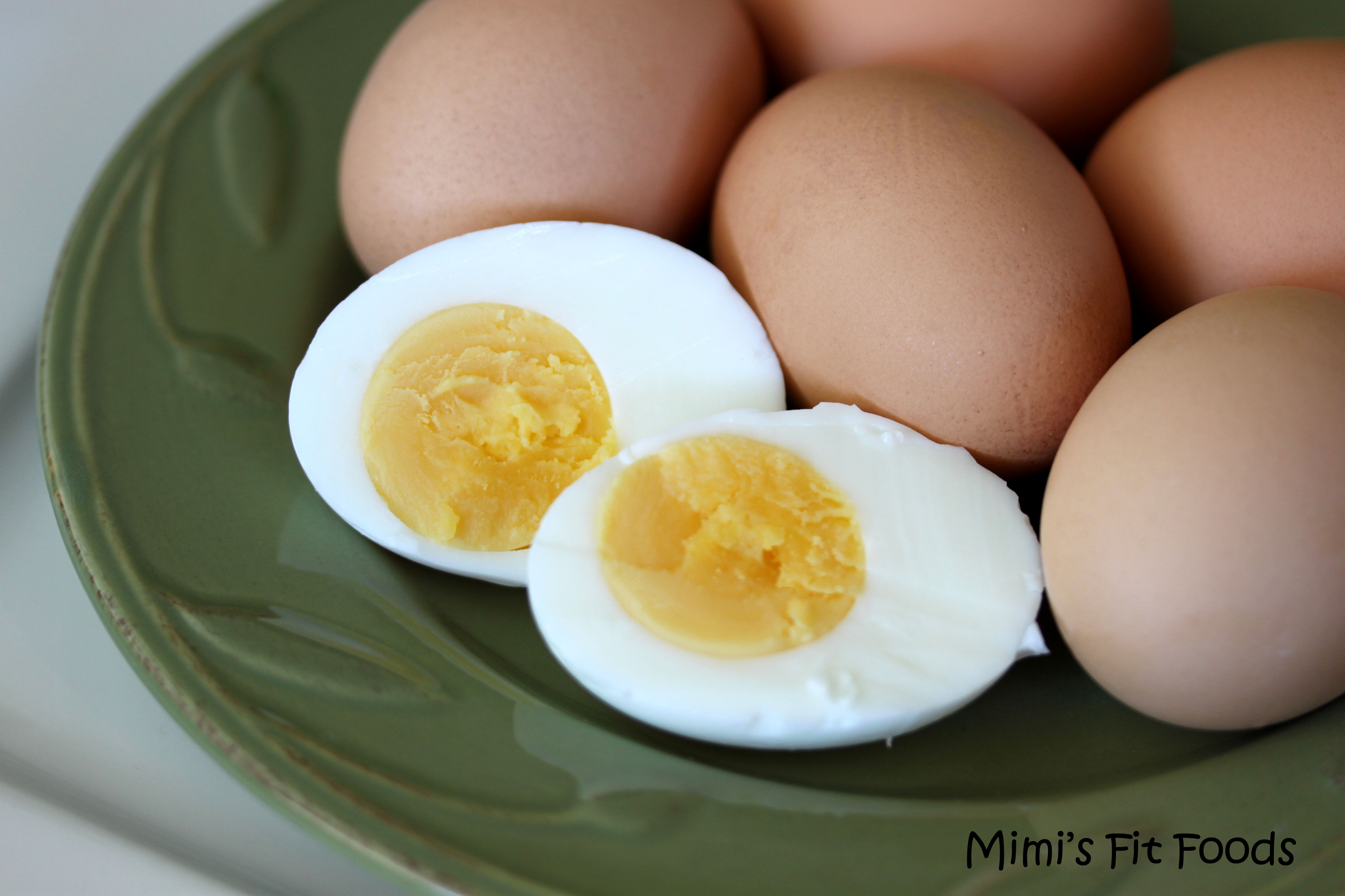 how to tell when hard boiled eggs are done cooking