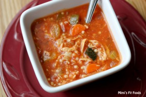 Tuscan Chicken Soup from D'Amico & Sons