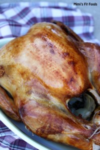Thanksgiving and Holiday Turkey