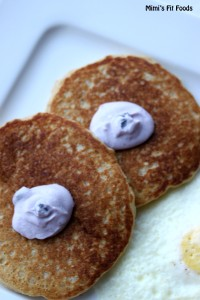 Wheat & Oatmeal Pancakes - Mimi's Fit Foods