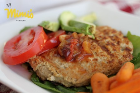 Southwest Turkey Burgers - Mimi's Fit Foods
