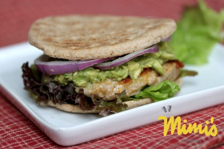 Cheddar and Avocado Turkey Burgers - Mimi's Fit Foods