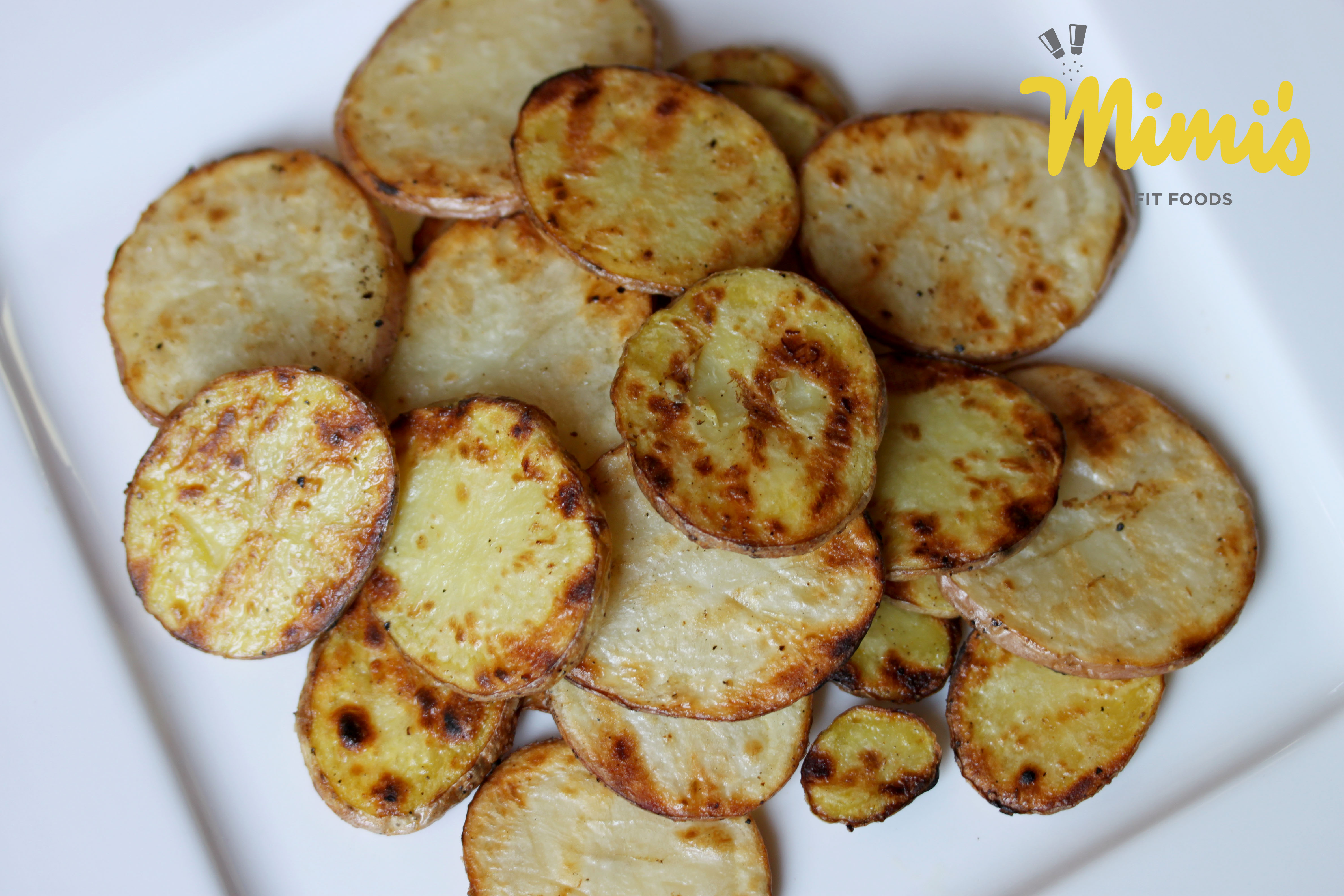 Grilled Potatoes - Mimi's Fit Foods