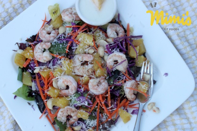 Polynesian Salad - Mimi's Fit Foods