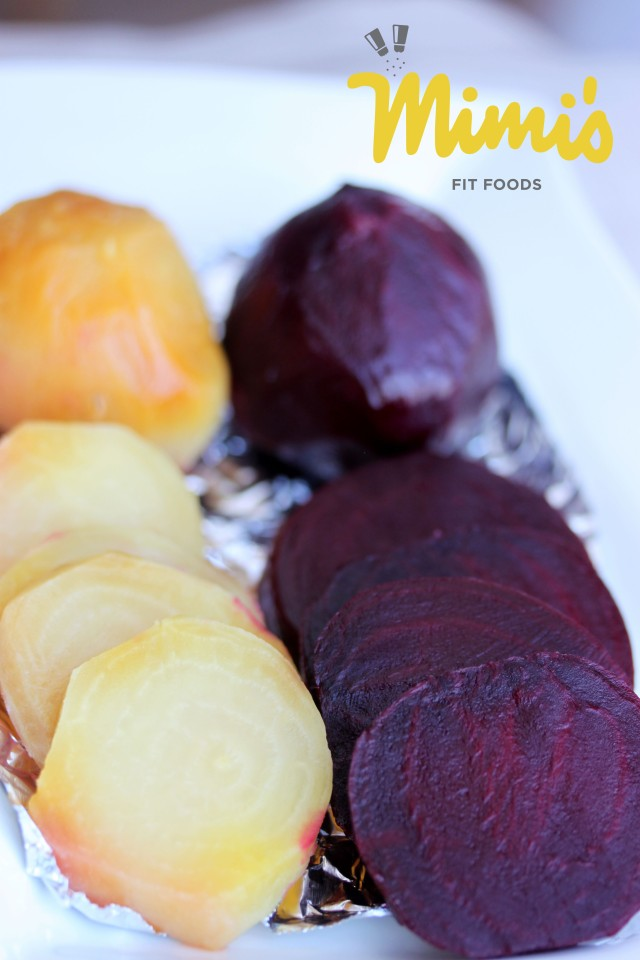 Roasted Beets - Mimi's Fit Foods