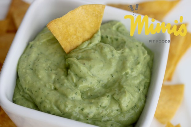 Creamy Avocado Dip - Mimi's Fit Foods