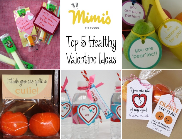 Top 5 Healthy Valentine Ideas - Mimi's Fit Foods