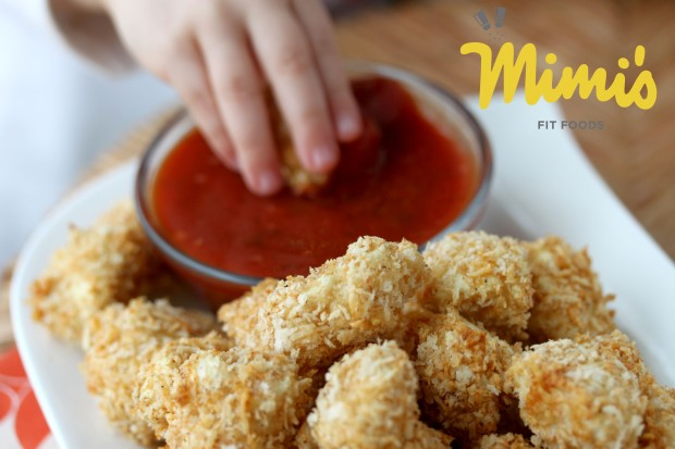 Eat Cauliflower Poppers | Mimi's Fit Foods