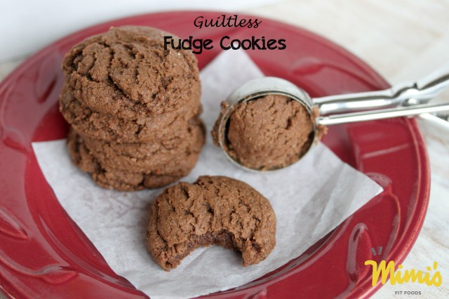 Guiltless Fudge Cookies | Mimi's Fit Foods