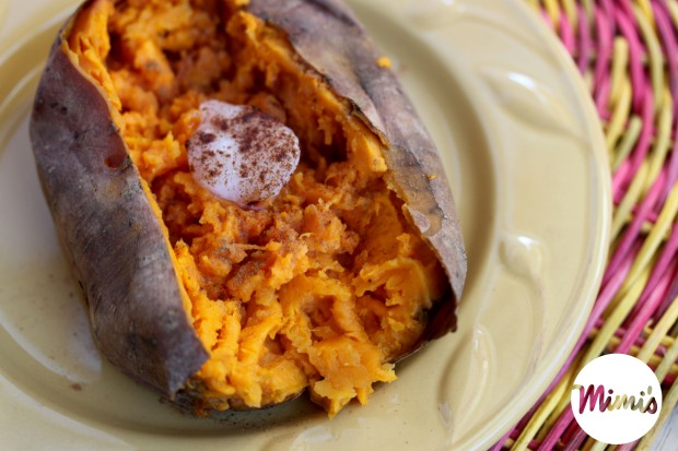 Slow Cooker Sweet Potatoes | Mimi's Fit Foods