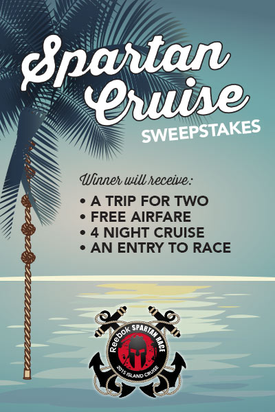 Spartan Cruise Giveaway