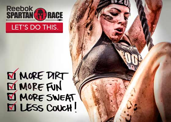 SpartanRace-FREE ENTRY