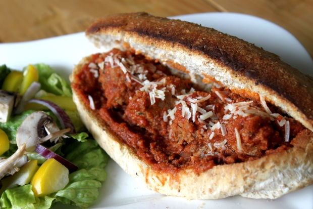 Meatball Subs | Mimi's Fit Foods