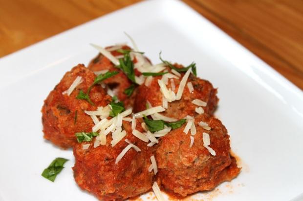 Slow Cooker Turkey Italian Meatballs   Mimi's Fit Foods