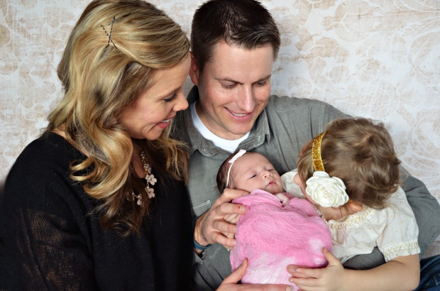Adoption - New Family of Four